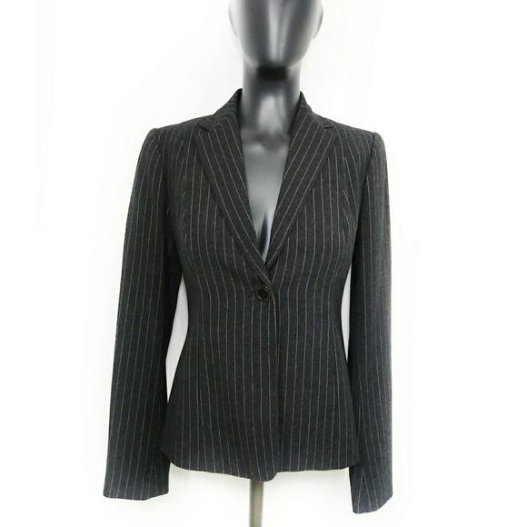 Calvin Klein Jackets & Blazers - Calvin Klein pinstripe blazer